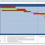 Excel strokenplanner daguren