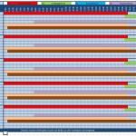rekenmodel strokenplanner deze is ingedeeld als strokenplanner weekrooster. meer mogelijkheden ziet U op de website